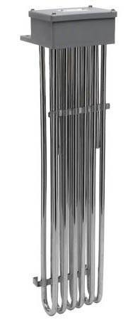 6HS Series, Six Element Stainless Steel Heaters