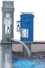 Series A-A CPVC, In-Tank Filter Systems