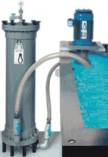 Series A In-Tank Pump / Outside Filter Systems