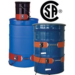 DHCS CSA Drum and Pail Heaters