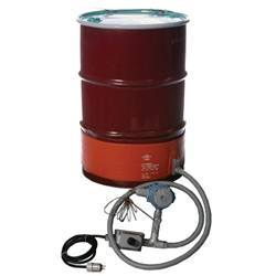 DHCX Series Hazardous Area Rated Drum Heaters