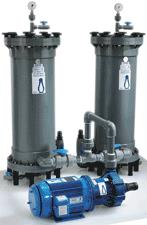 Series MF Magnetic Drive Pump / Filter Systems