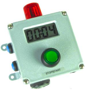 Gizmo T4 digital timer with beacon led option