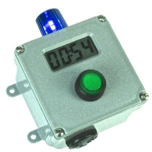 Gizmo T7 digital timer with beacon led option