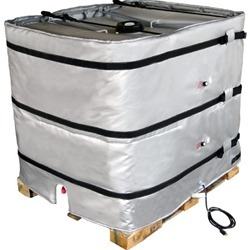 Tote Wrap-around Tote Tank / Intermediate Bulk Container (IBC) Heater